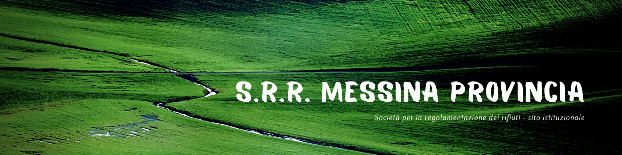 Sito Istituzionale della S.R.R. Messina Provincia